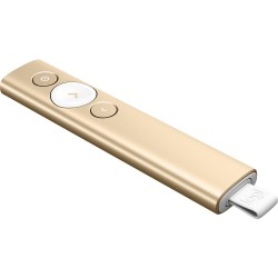Logitech Spotlight Gold Presentation Remote (PN:910-004864)