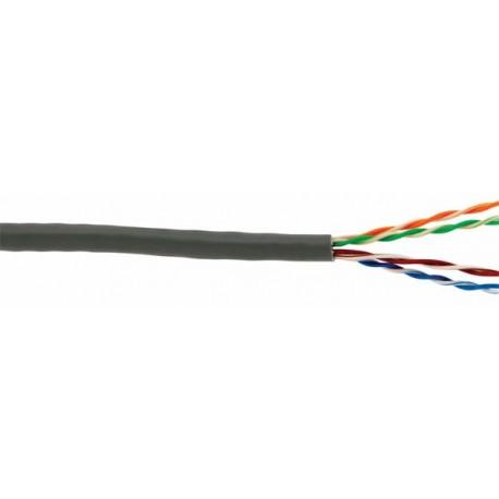 D-Link NCB-C6UGRYR-305-24 Kabel Cat6 UTP 23AWG 305 M/Roll