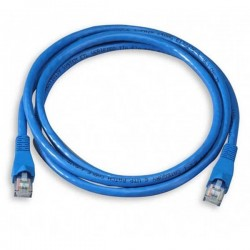 CommScope 2-1859239-5 Patch Cords Cat 5e 25ft