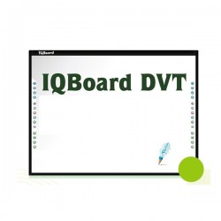 "IQBoard DVT 92"" Interactive Whiteboard"