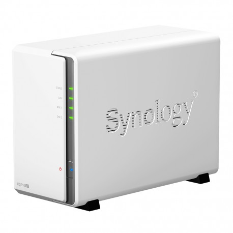 Synology DiskStation DS216se Simplified Yet Powerful Private Cloud Solution