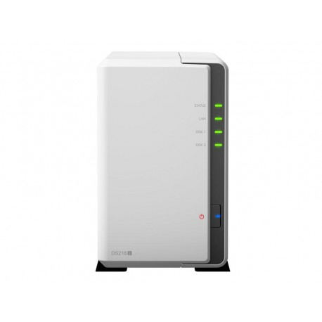 Synology DiskStation DS218j 2-bay NAS Storage