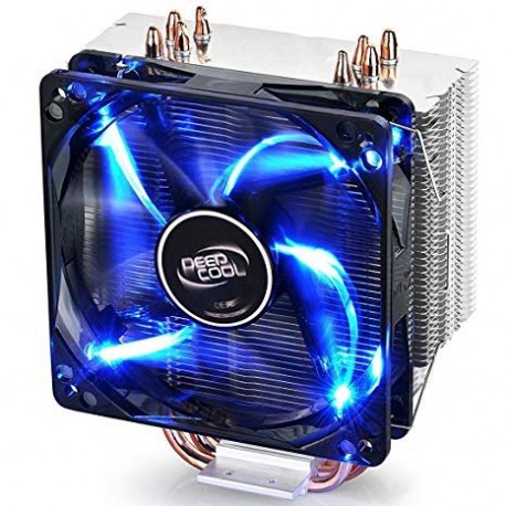 Deepcool Gammaxx 400 12cm Fan White LED with PWM Control - White