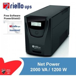 UPS Riello Net Power 2000Va/1200W