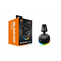 Cougar Bunker RGB Gaming Mouse Bungee with USB Hub