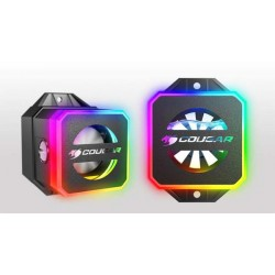 Cougar Helor 360 RGB CPU Aluminum Cooling Kit w/ 3 Fans 360mm