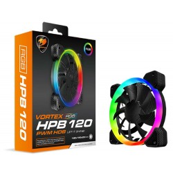 Cougar Hydraulic Vortex RGB HPB 120 mm Cooling Kit