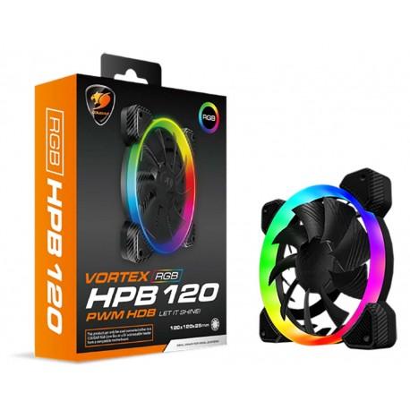 Cougar Hydraulic Vortex RGB HPB 120 mm Cooling Kit