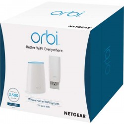 Netgear RBK30 Orbi Home AC2200 Tri-band WiFi System
