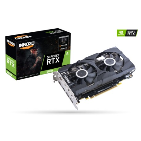 INNO3D GeForce RTX 2060 Twin X2 6GB GDDR6 192-bit