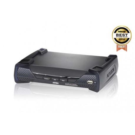 Aten KE6900R USB DVI-I Single Display KVM Over IP Receiver