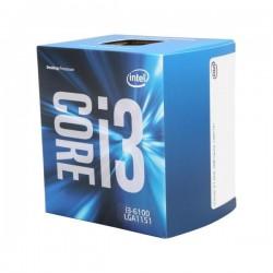 Processor Intel Core i3-6100 Cache 3M 3.70GHz LGA1151