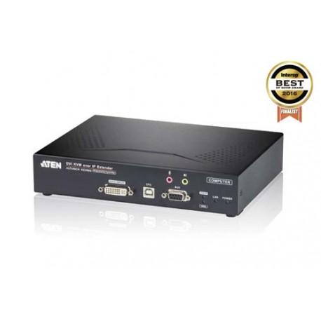 Aten KE6900T USB DVI-I Single Display KVM Over IP Transmitter