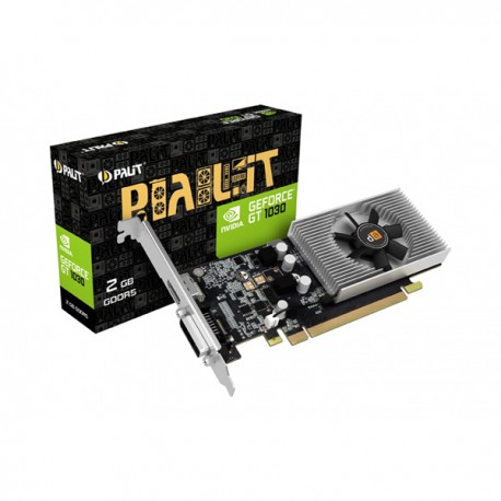 Digital Alliance Geforce GT 1030 2GB DDR4 64 Bit VGA Card