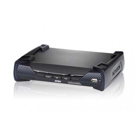 Aten KE6940R USB DVI-I Dual Display KVM Over IP Extender Receiver