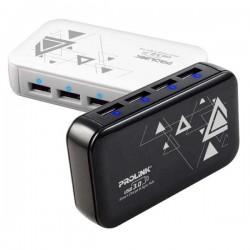 Prolink PUH303 USB 3.0 4-ports Smart Charge & Sync Hub