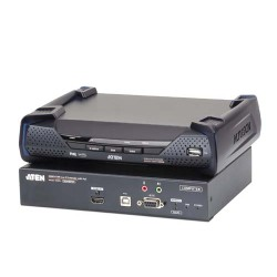 Aten KE8952 4K HDMI Single Display KVM over IP Extender with PoE