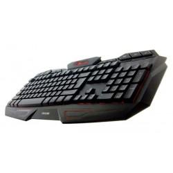 Prolink Borealis PKGM-9302 Illuminated Multimedia Gaming Keyboard