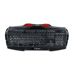 Prolink PKGM9301 Egregius Illuminated Multimedia Gaming Keyboard