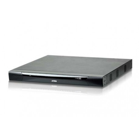 Aten KN2116VA 1-Local or 2-Remote Access 16-Port Cat 5 KVM over IP Switch with Virtual Media