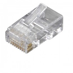Prolink CAT-6 Modular Plug (Unshielded) (100pcs/Pack)