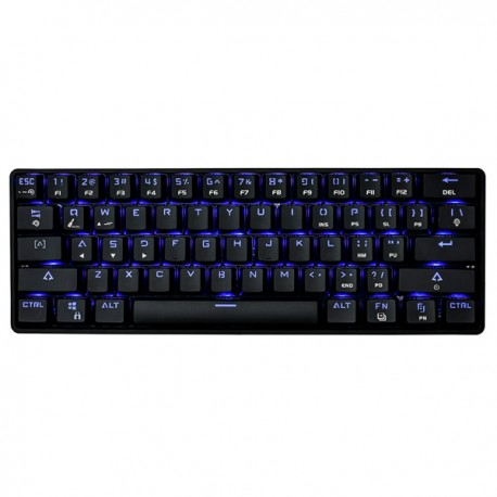Digital Alliance Gaming Keyboard Meca Sport Red Switch