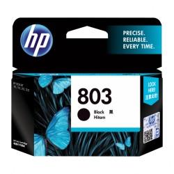 HP 803 Black Original Ink Cartridge (F6V21AA)