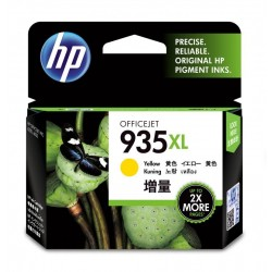 HP 935XL High Yield Yellow Original Ink Cartridge (C2P26AA)