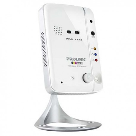 Prolink PIC1006WN - HD True Plug & Play Wireless-N Megapixel IP Camera