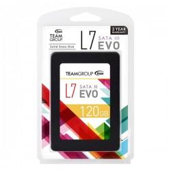 """Team L7 EVO 2.5"""" 120GB SSD SATA"""