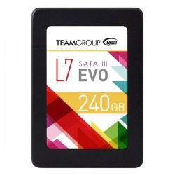 """Team L7 EVO 2.5"""" 240GB SSD SATA"""