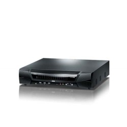Aten KN8164V 1-Local or 8-Remote Access 64-Port Cat 5 KVM over IP Switch with Virtual Media