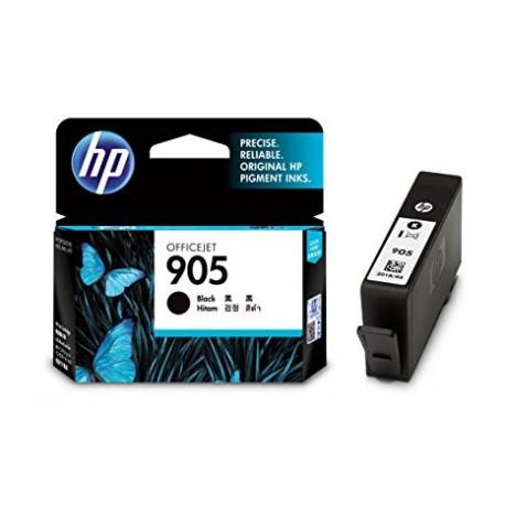 HP 905 Black Original Ink Cartridge (T6M01AA)