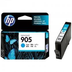 HP 905 Cyan Original Ink Cartridge (T6L89AA)