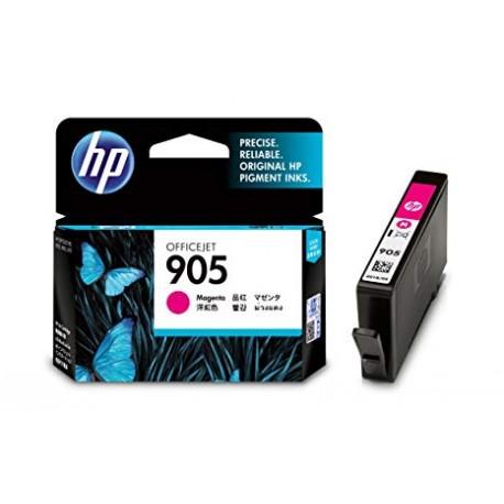 HP 905 Magenta Original Ink Cartridge (T6L93AA)