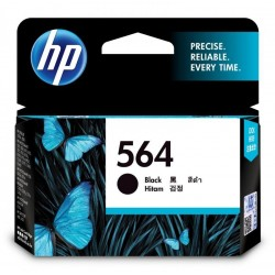 HP 564 Black Original Ink Cartridge (CB316WA)