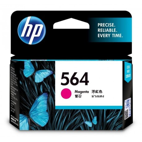 HP 564 Magenta Original Ink Cartridge (CB319WA)