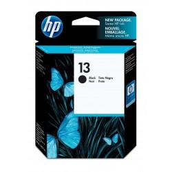 HP 13 Black Original Ink Cartridge (C4814A)