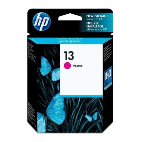 HP 13 Magenta Original Ink Cartridge (C4816A)