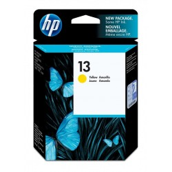 HP 13 Yellow Original Ink Cartridge (C4817A)