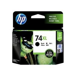 HP 74XL High Yield Black Original Ink Cartridge (CB336WA)