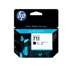 HP 711 80-ml Black DesignJet Ink Cartridge (CZ133A)