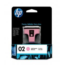 HP 02 Light Magenta Original Ink Cartridge (C8775WA)