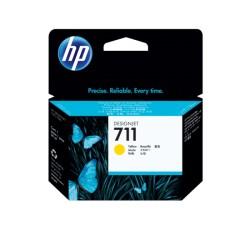HP 711 29-ml Yellow DesignJet Ink Cartridge (CZ132A)