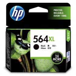 HP 564XL High Yield Black Original Ink Cartridge (CN684WA)