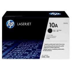 HP 10A Black Original LaserJet Toner Cartridge (Y2176A)