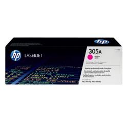 HP 305A Magenta Original LaserJet Toner Cartridge (CE413A)