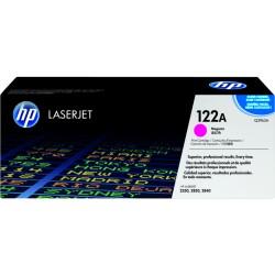 HP 122A Magenta Original LaserJet Toner Cartridge (Q3963A)