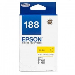 Epson C13T188490 Cartridge Yellow For WF7111/7611 1100 Pages