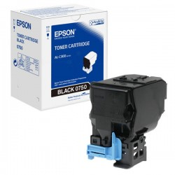 Epson C13S050750 Black Standard Capacity Toner Cartridge For AL-C300DN